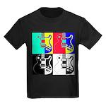 Pop Art Kids Dark T-Shirt
