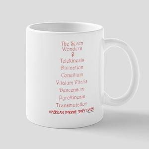 The Seven Wonders Mug