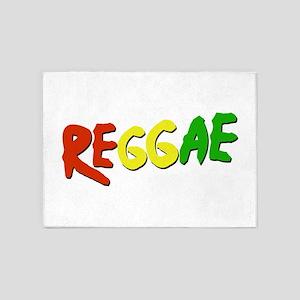 Reggae 5'x7'Area Rug
