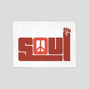 Soul 5'x7'Area Rug