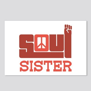 Soul Sister Postcards (Package of 8)