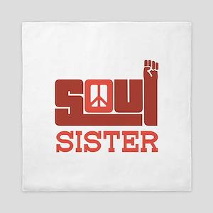 Soul Sister Queen Duvet