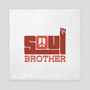 Soul Brother Queen Duvet