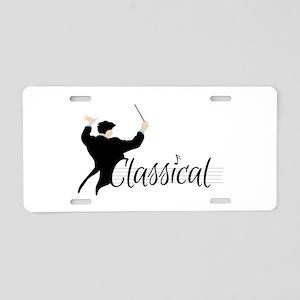 Classical Aluminum License Plate