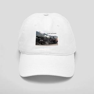 I'm hot and steamy: Colorado train 2 Cap