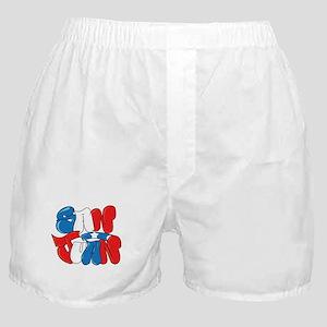 San Juan Puerto Rico Boxer Shorts