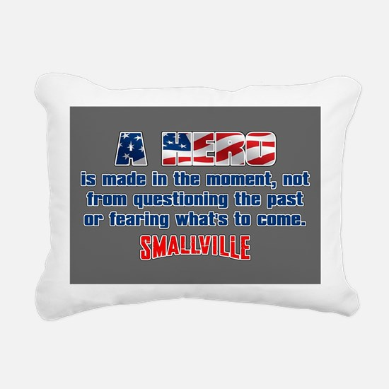 SMALLVILLE THE MOMENT Rectangular Canvas Pillow