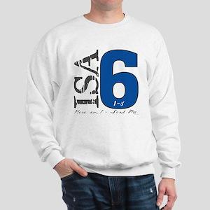 Isaiah 6 Sweatshirt