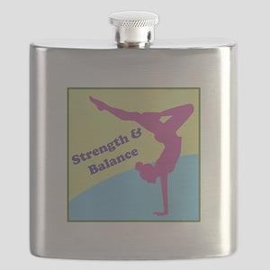 Strength & Balance Flask