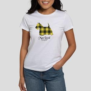 Terrier-MacLeodLewis Women's Classic White T-Shirt