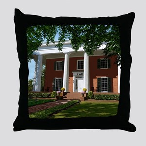 Kappa Alpha Theta Throw Pillow