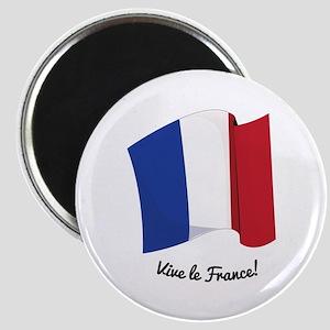 Vive le France Magnets