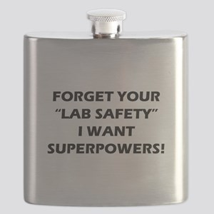 SUPERPOWERS Flask