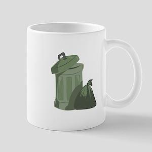 Trash Bin Mugs