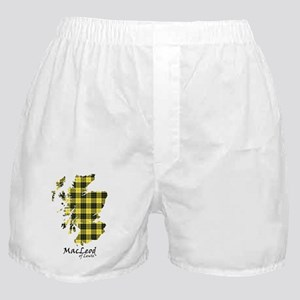 Map-MacLeodLewis Boxer Shorts