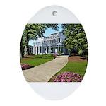 Alpha Gamma Delta Ornament (Oval)