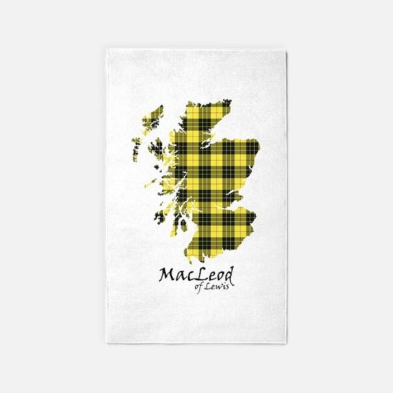 Map-MacLeodLewis Area Rug