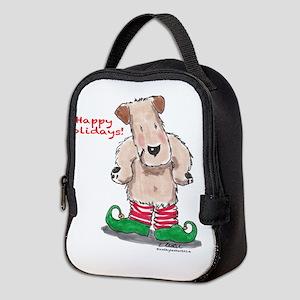Wheaten Elf Neoprene Lunch Bag