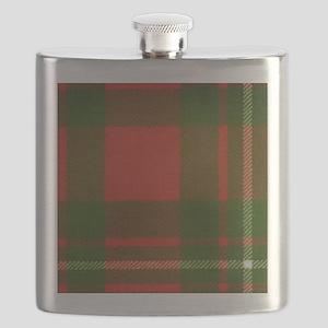 MacGregor Tartan Flask