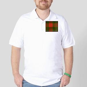 MacGregor Tartan Golf Shirt