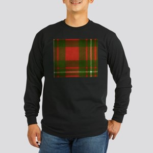 MacGregor Tartan Long Sleeve T-Shirt