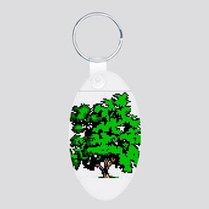 Tree Keychains