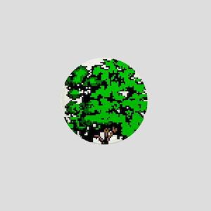 Tree Mini Button