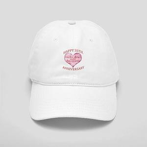 35th. Anniversary Cap