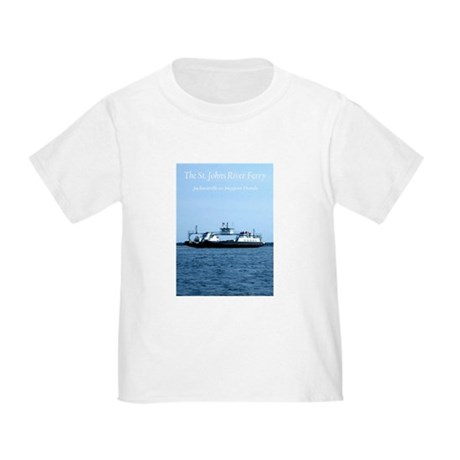 Ferry Toddler T-Shirt