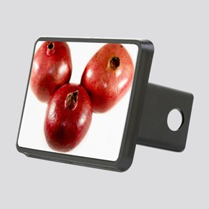 Pomegranate Rectangular Hitch Cover
