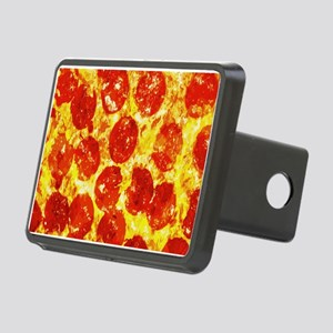 Pizzatime Rectangular Hitch Cover