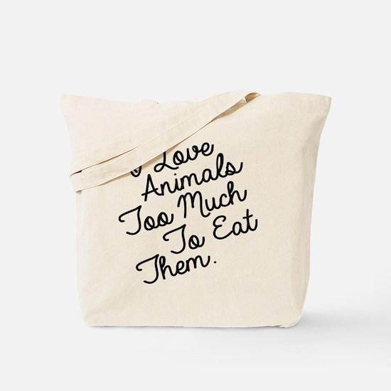 Cool Vegetarian Tote Bag