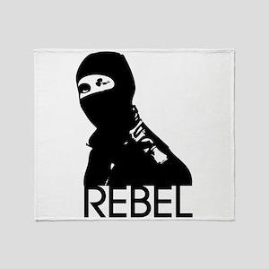 Rebel Throw Blanket