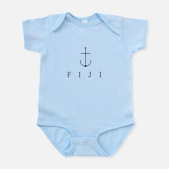 Fiji Sailing Anchor Body Suit