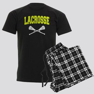 lacrosse60dark Men's Dark Pajamas