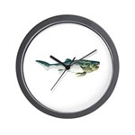 Dunkleosteus fish Wall Clock