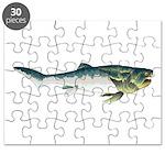 Dunkleosteus fish Puzzle