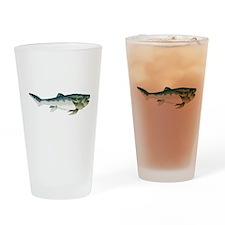 Dunkleosteus fish Drinking Glass