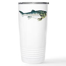 Dunkleosteus fish Travel Mug