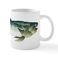 Dunkleosteus fish Mugs