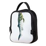 Dunkleosteus fish Neoprene Lunch Bag