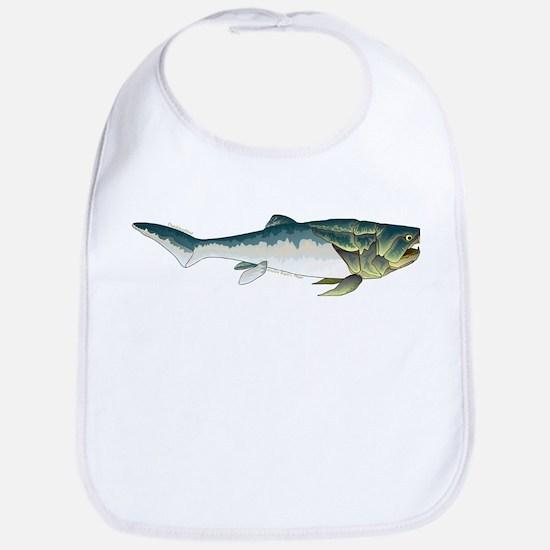 Dunkleosteus fish Bib