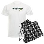 Dunkleosteus fish Pajamas
