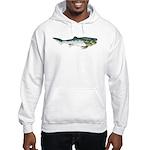 Dunkleosteus fish Hoodie