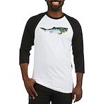 Dunkleosteus fish Baseball Jersey