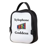 Xylophone Goddess Neoprene Lunch Bag