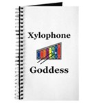Xylophone Goddess Journal