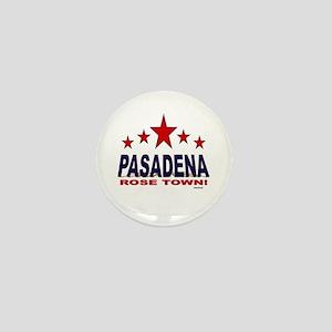 Pasadena Rose Town Mini Button