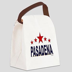 Pasadena Canvas Lunch Bag