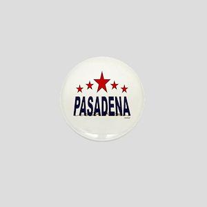 Pasadena Mini Button